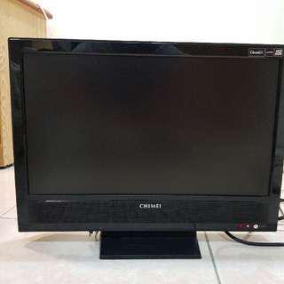 🚚 搬家急售 奇美22吋lcd液晶電視電腦螢幕
