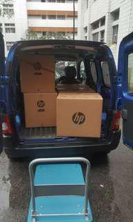 We move & deliver