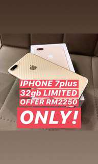 IPHONE LIMITED OFFER!!