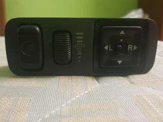 Proton Perdana switch