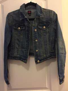 Bebe denim jacket