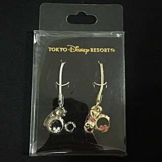 🚚 ❗️SALE❗️Diamond-stud Mickey & Minnie Mouse Handphone strap from Tokyo Disney Japan
