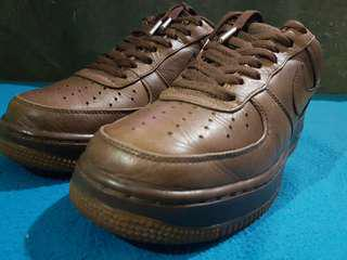 Air Force 1  Reeses Pieces leather US8.5 Men