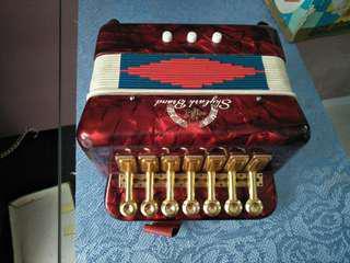 Kids piano accordian