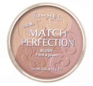 Rimmel London Match Perfection Blush Light