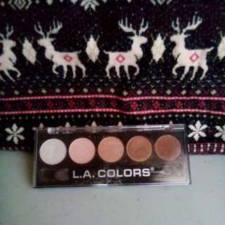 🌸LA colors eye shadow