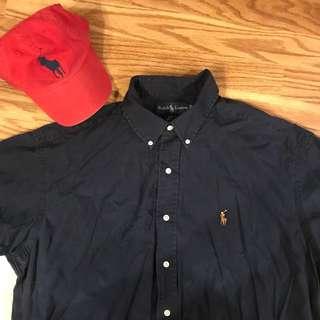🐎🐴🔥👌💯👔 Authentic polo Ralph Lauren shorts sleeve shirt