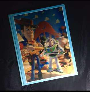 🤖PRICE REDUCED! TOY STORY : The Art and Making of the Animated Film(1995 Hardcover)