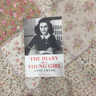 English novel The diary of a young girl