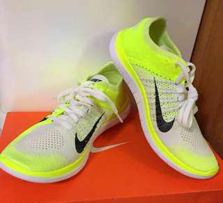 Nike free flyknit 4.0 with box