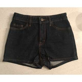BNWOT UO BDG High Waisted Erin Jean Shorts