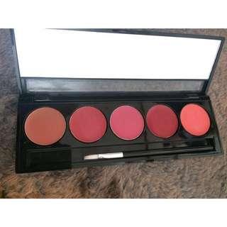 Make Over Lip Color Palette - Peplum Pink