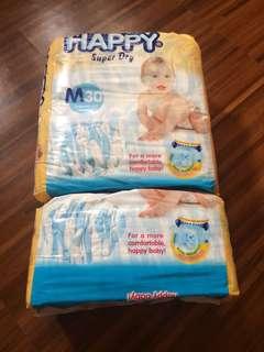 Authentic Happy Diaper
