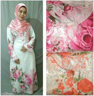 Baju Muslim Maxi Dress