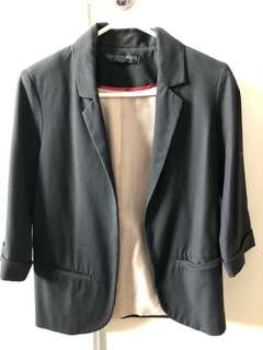 Topshop petite blazer