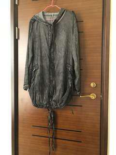 🚚 薄紗外套