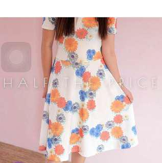 HTP Dress (Floral)