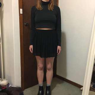 Cheap Monday Pleated Skirt