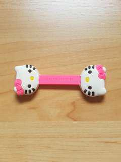 Hello Kitty Cable Tie