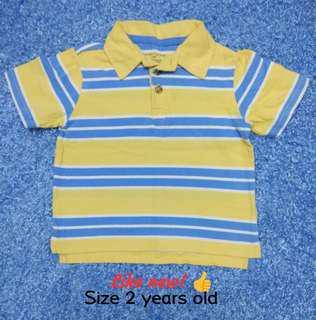 2 years old - Kids Cloth Shirt Boy