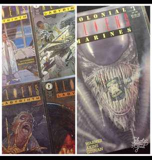 ☄️PRICE REDUCED! COMIX(Assorted titles)