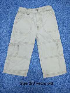2/3 years old - Kids Cloth Pants Boy