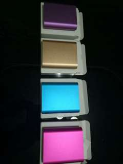 Power banks made in Japan