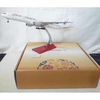 CHINA EASTERN AIRLINES MU Die cast Model Plane Boeing B777-300ER Collect 1:200 Mint