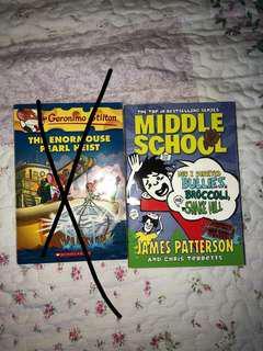 Novel and Books