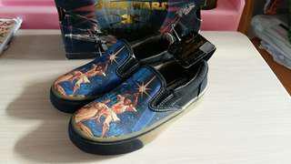 布鞋Star wars skechers