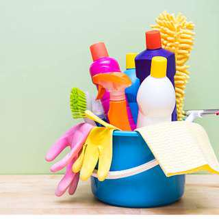 Full-timer and part-timers needed for cleaning company