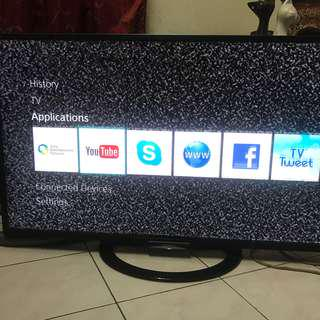 Sony 46 inch smart tv