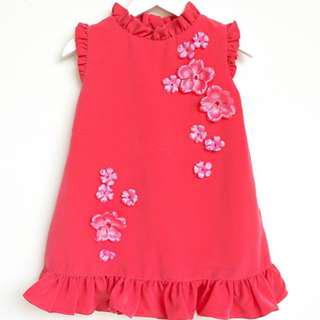 New dress merah