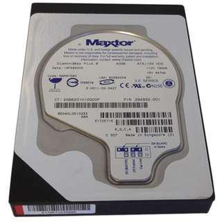 """Hard Disk 40GB 7200RPM 3.5"""" inch IDE Port for Desktop PC Computer (Refurbished)"""