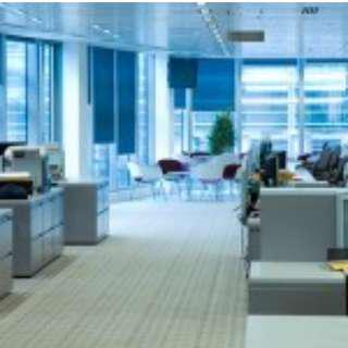 Full-time office cleaner at Genting Lane