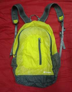 Columbia Packable Daypack Nylon (Authentic)