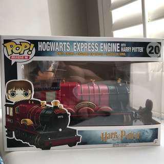 Funko pop Hogwarts Express set