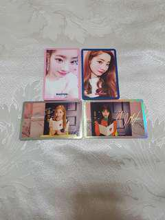 WTT/WTS Twice Signal photocards