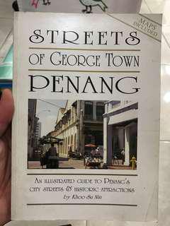 Streets of Penang by Khoo Su Nin