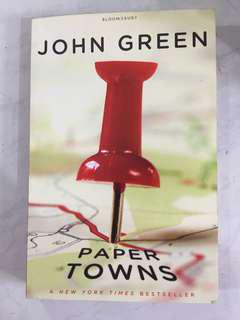 Paper Town from John Green