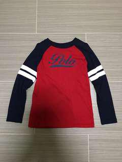 Authentic Polo Ralph Lauren Long Sleeves Tee Shirt