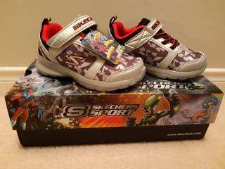 BNIB Toddler Boy's Skechers Runners - Size 7