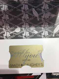 $500 Smith&Caughey Gift Card