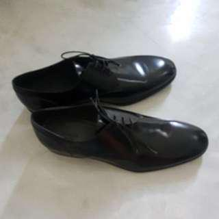 zegna derby shoes