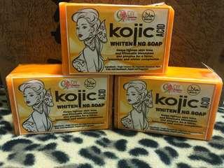 Kojic Whitening Soap - 150grams