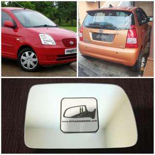 Kia Picanto Naza Suria Side mirror all models and series