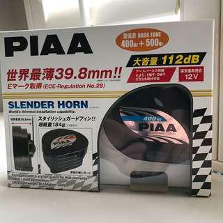 Piaa slender horn