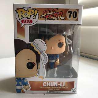 Funko Pop Chun Li