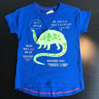 [readystock] NEXT tshirt (1.5-2yrs)