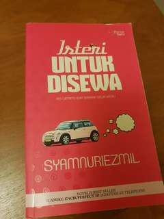 5 buku Pre love Novel Melayu